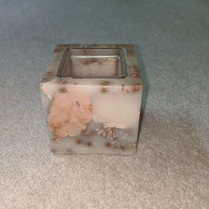 Hallmark woodsy candle